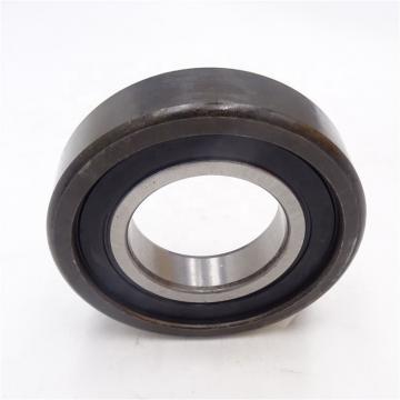 4,762 mm x 9,525 mm x 3,175 mm  ISB FR166 Deep groove ball bearing