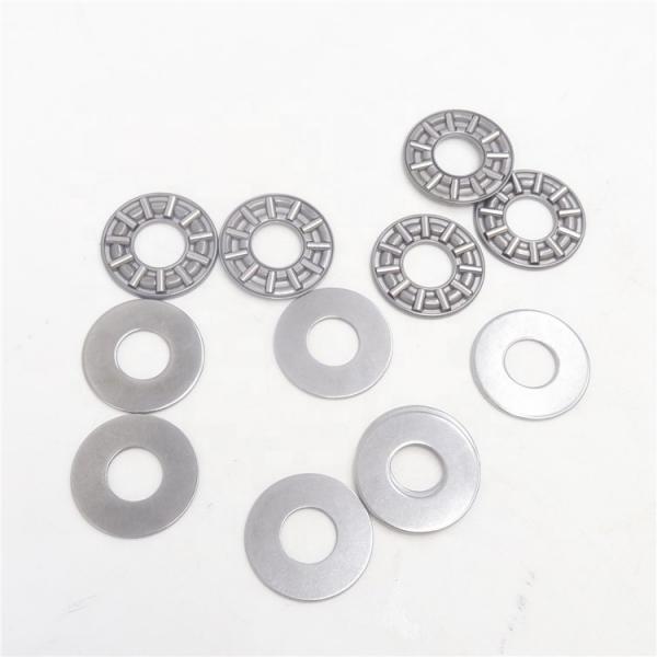 60 mm x 110 mm x 22 mm  NKE 7212-BECB-MP Angular contact ball bearing #1 image